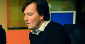 Composer and Sound Engineer Nicolas Robin