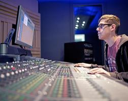 SAE Oxford Studio 4 Post Production Suite