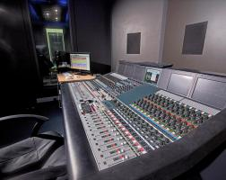 SAE Oxford Studio 5 Neve 88D