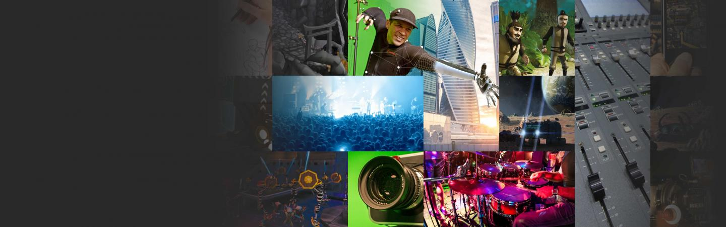 Clearing 2015 Audio, music production, animation, vfx, game art, web, music business
