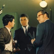 Alan Whicker meets Muhammad Ali