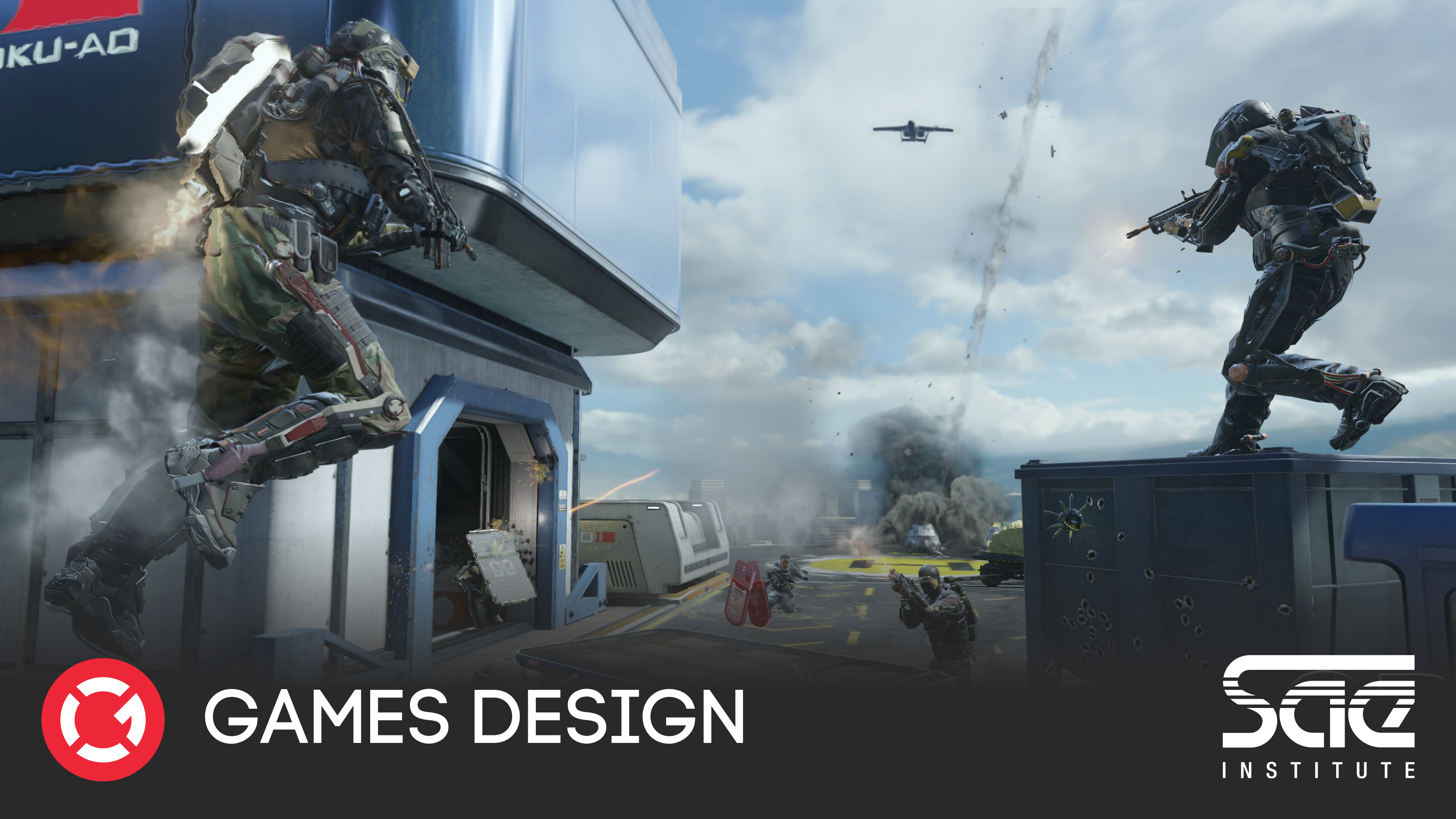 Study Games Courses SAE Institute UK Creative Media Courses In - Game design software