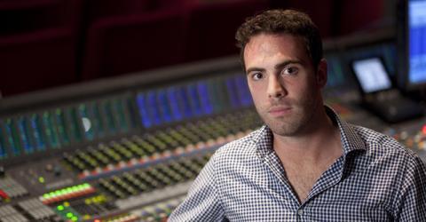 Mark Paterson | SAE Institute UK - Creative Media Courses in