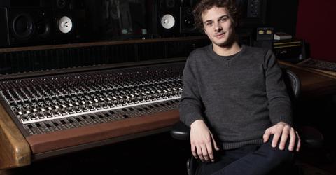 Audio Engineer for Mark Ronson - Ricky Damian