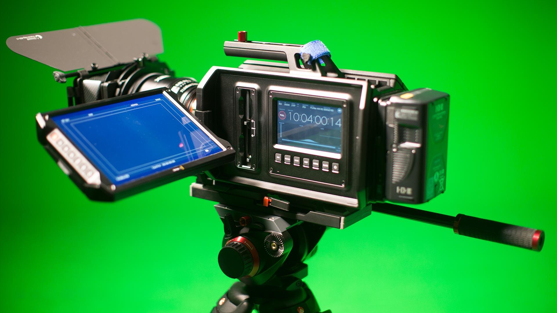 Black magic camera | SAE Institute UK - Creative Media