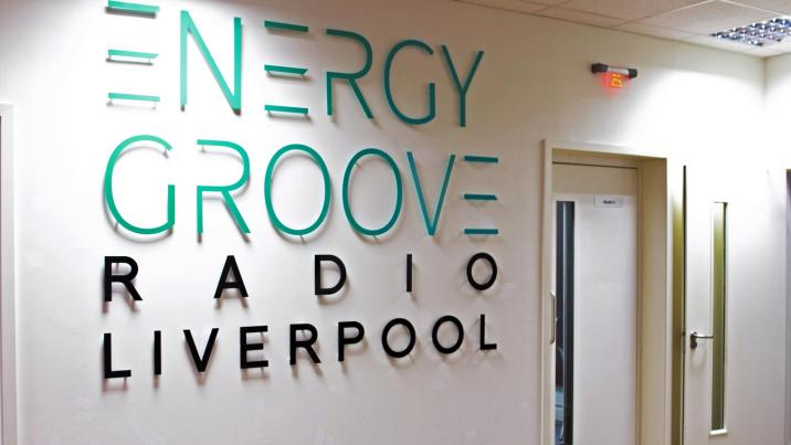 Energy groove Liverpool radio station