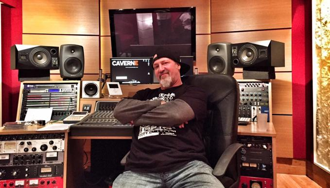 Dave Aron inspires SAE Institute London's audio students
