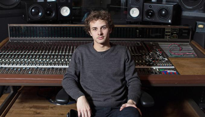 Mark Ronson's studio engineer Ricky Damien returns to SAE Institute
