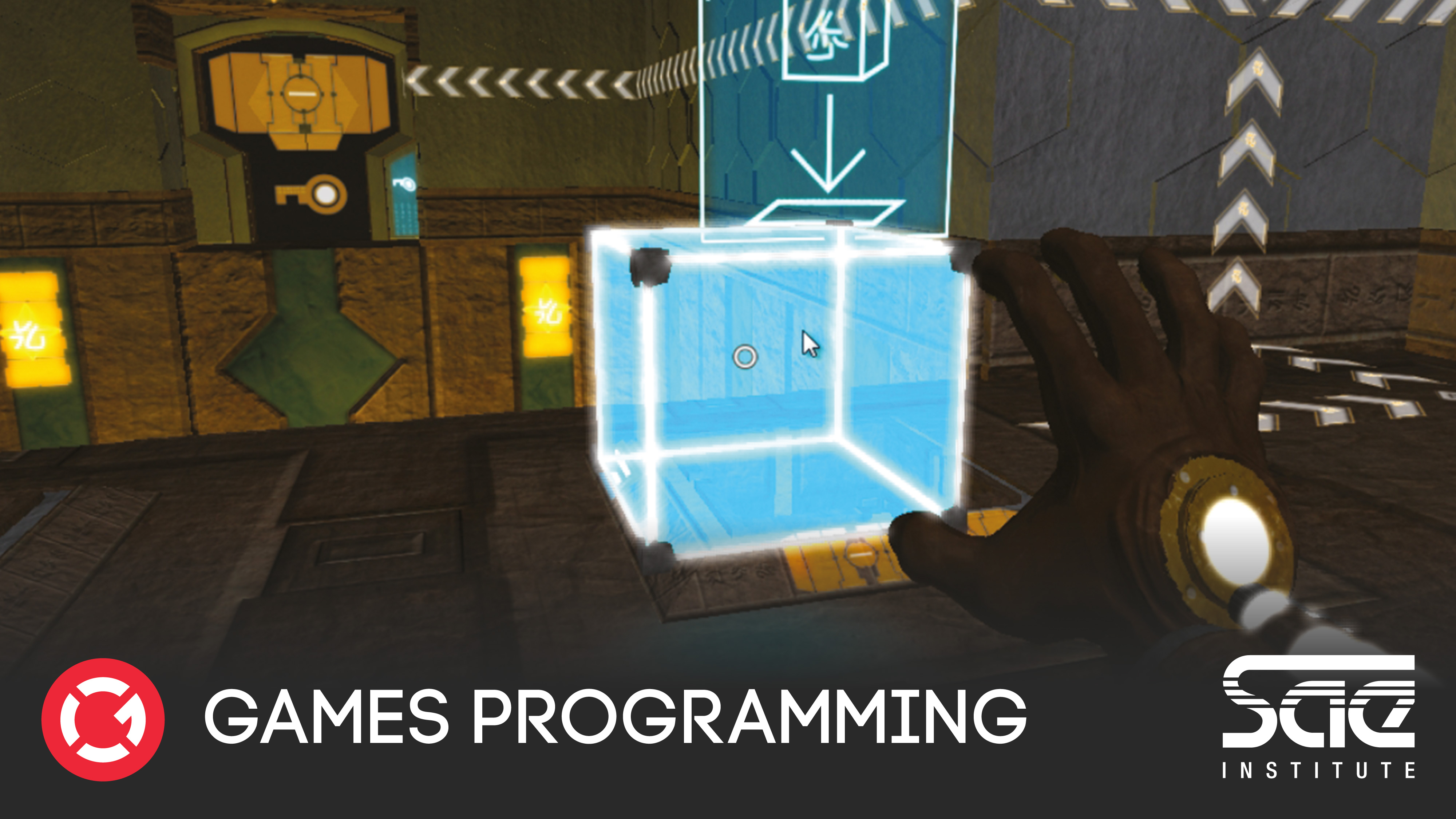 Study BSc (Hons) Games Programming Degree Course | SAE Institute UK